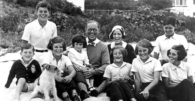 rose kennedy family