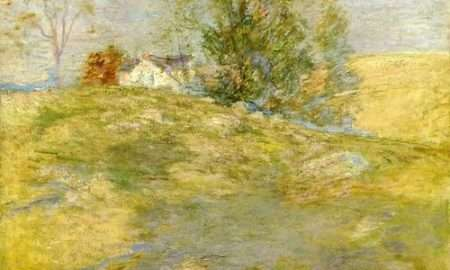 John-Henry-Twachtman-Artist-s-Home-In-Autumn-Greenwich-Connecticut