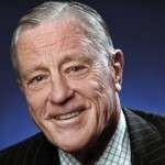 Flashback Photo: Ben Bradlee, Boston Brahmin