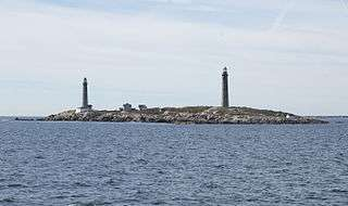 Thacher Island today