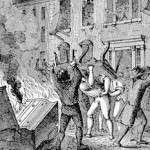 Newport Stamp Act Riot, Following the Pattern, Sends Loyalists Packing