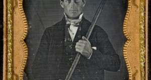 Phineas Gage Goes to Work – And Nearly Doesn't Come Home