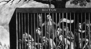 The Siege of Boston Had a Safety Net