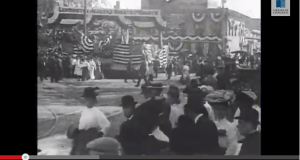 Flashback Video: Leominster Labor Day Parade, 1903