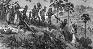 Former Slave Venture Smith Tells the Story of His Capture in Africa at Age 6
