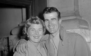 Johnny and Ruth Pesky
