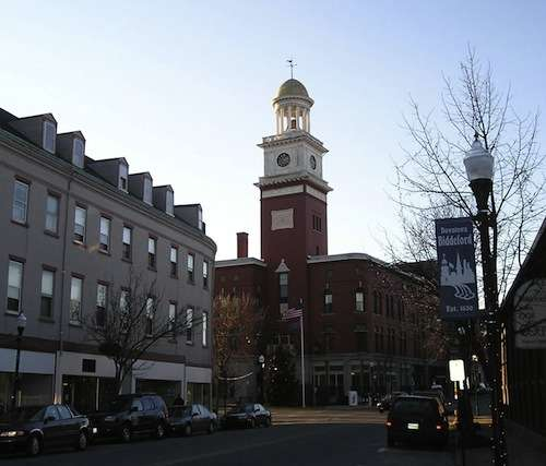 Biddeford City Hall