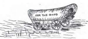 Margaret Van Horn Dwight Takes A Journey to Ohio in 1810