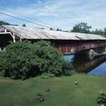 Flashback Photos:  Ithiel Town Revives Greek Architecture and Covered Bridges