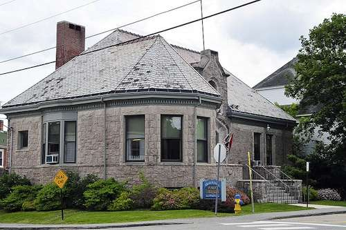 Charles M. Bailey Public Library, Winthrop, Maine