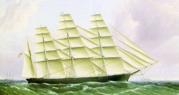The Clipper Ship That Built the Sailors Snug Harbor