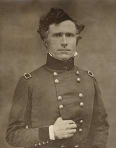 Gen. Franklin Pierce by Matthew Brady