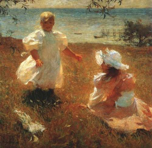 The Sisters, 1889