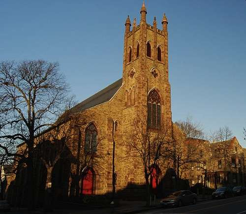 St. Joseph's Catholic Church in Providence
