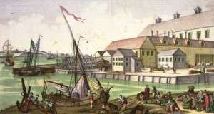 Jonathan Carnes Corners the Pepper Market in 1795