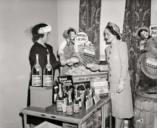 Products exhibition in Washington, D.C.