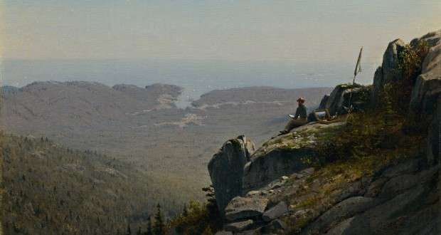 John Godfrey Moore and How Acadia National Park Got its Name