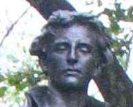 Nathan Hale, from statue in City Hall Park, New York