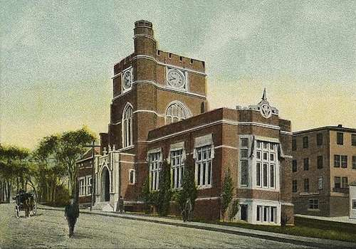 Hunt Memorial Library, Nashua, N.H.
