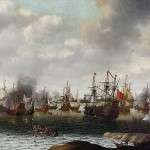 Maine Timbers Shore Up the British Navy in 1666