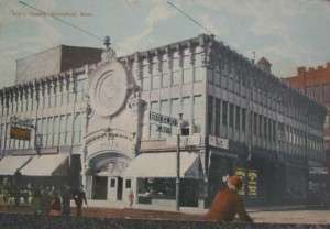 Poli's Theater in Springfield