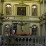 Flashback Photo: The Touro Synagogue Is Consecrated, 1763