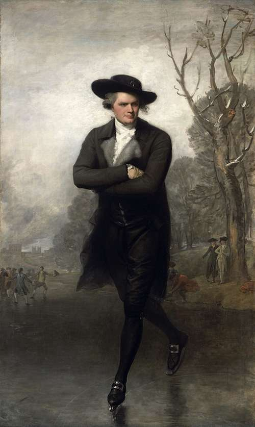 The Skater, National Gallery of Art