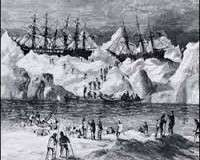 The Whaling Disaster of 1871