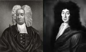 Cotton Mather and Joseph Dudley