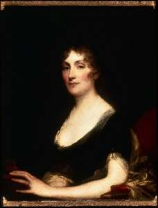 Sarah Apthorp Morton, by Gilbert Stuart
