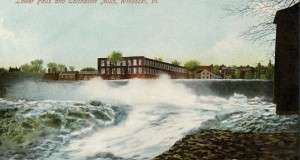 In 1878, the woolen mill in Winooski, Vt. decided to start a company store.