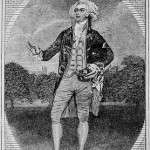 John Bernard, 18th Century Comedian, Dodges Pirates