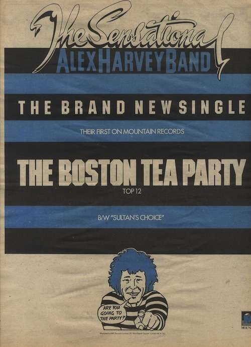 other boston tea party harvey