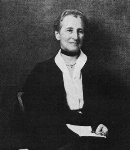 Beatrix Farrand. Photo courtesy Yale University Library.