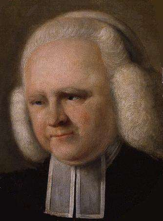 George Whitefield, by John Russell. (British National Portrait Gallery)