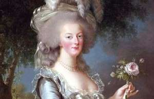 Marie Antoinette and Maine
