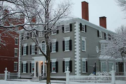Stephen Phillips House, Salem, Mass.
