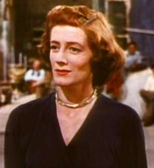 Sarah Churchill in Royal Wedding, one of her most successful films.