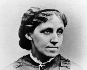 Louisa May Alcott, resigned to spinsterhood