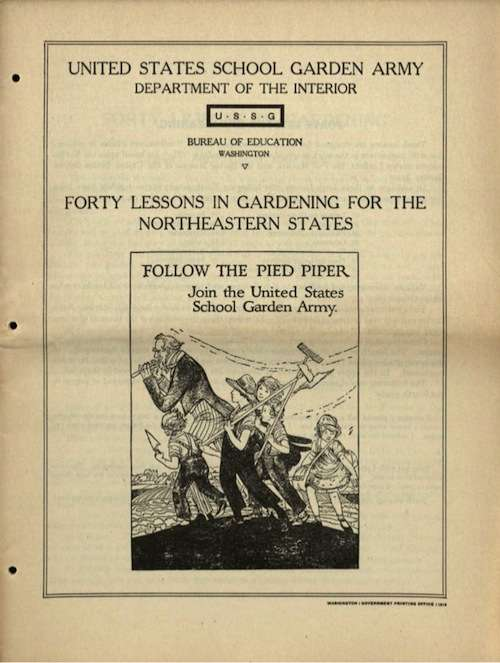 school garden army forty-lessons-army-1-638