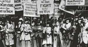 Flashback Photo: The 1912 Bread and Roses Strike
