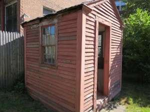 colonial outhouses no. 2