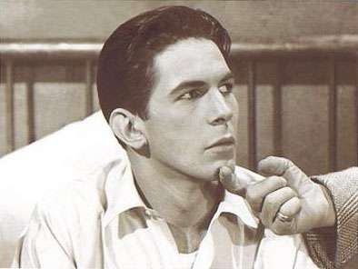 Leonard Nimoy in an early role