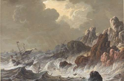 The Purple Fire Snowstorm of 1853 – 20 Minutes of Terror Downeast