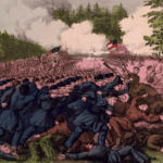 Col. Edward Cross Hears the Groans of the Civil War Wounded