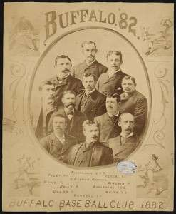The 1882 Buffalor Bisons