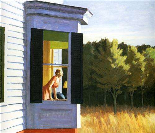 Cape Cod Morning, 1950, Smithsonian Museum of American Art