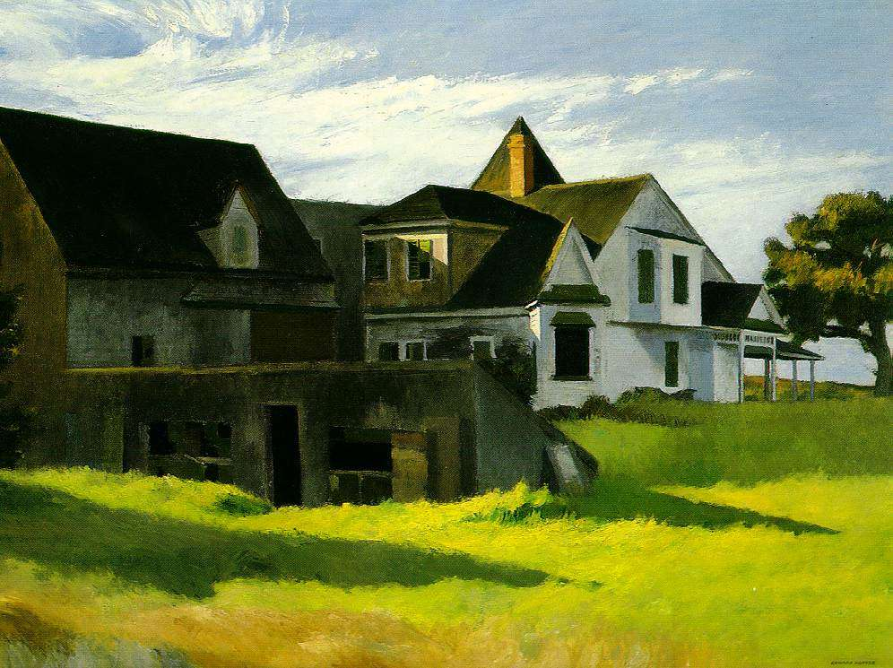 Cape Cod Afternoon, 1936, Carnegie Museum of Art