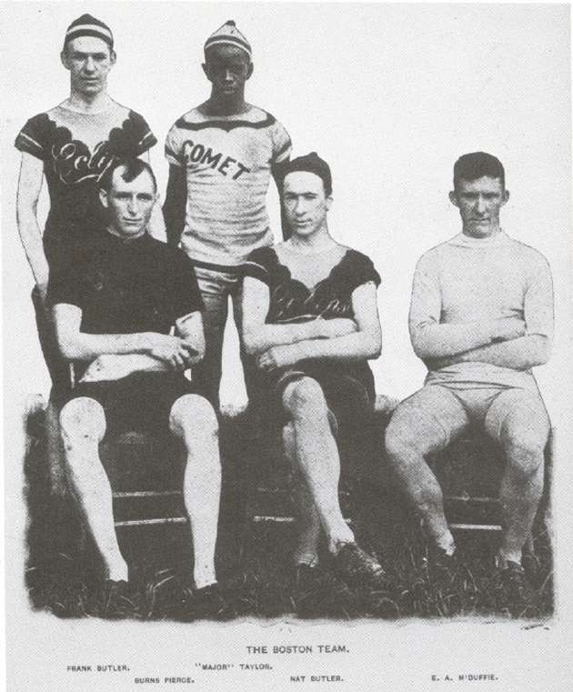major-taylor-Boston_pursuit_team_1897