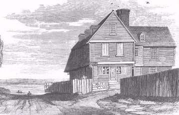 The home of Mary and Philip English.